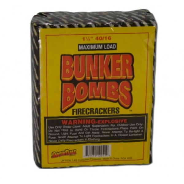 80/16 Bunker Bombs